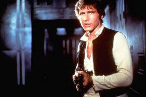 Han Solo in Star Wars - Episode IV