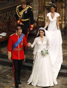 Il royal wedding