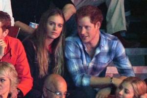 Cressida Bonas e il principe Harry