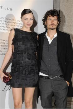 Con Miranda Kerr