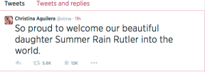 Welcome, Summer Rain!