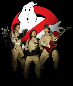 Ghostbusters -il musical